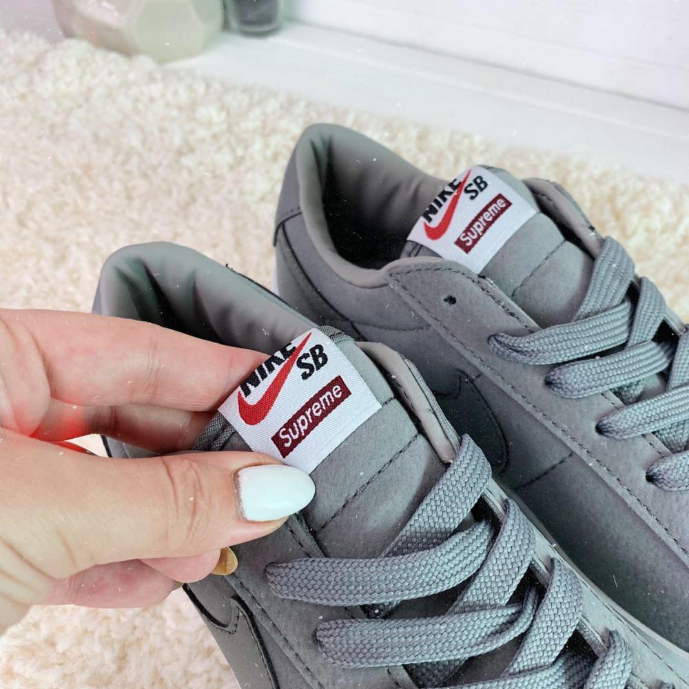 Женские кроссовки классические  - Кроссовки женские Nike SB  10012 ⏩ [ 40<<Последний размер>> ] 4