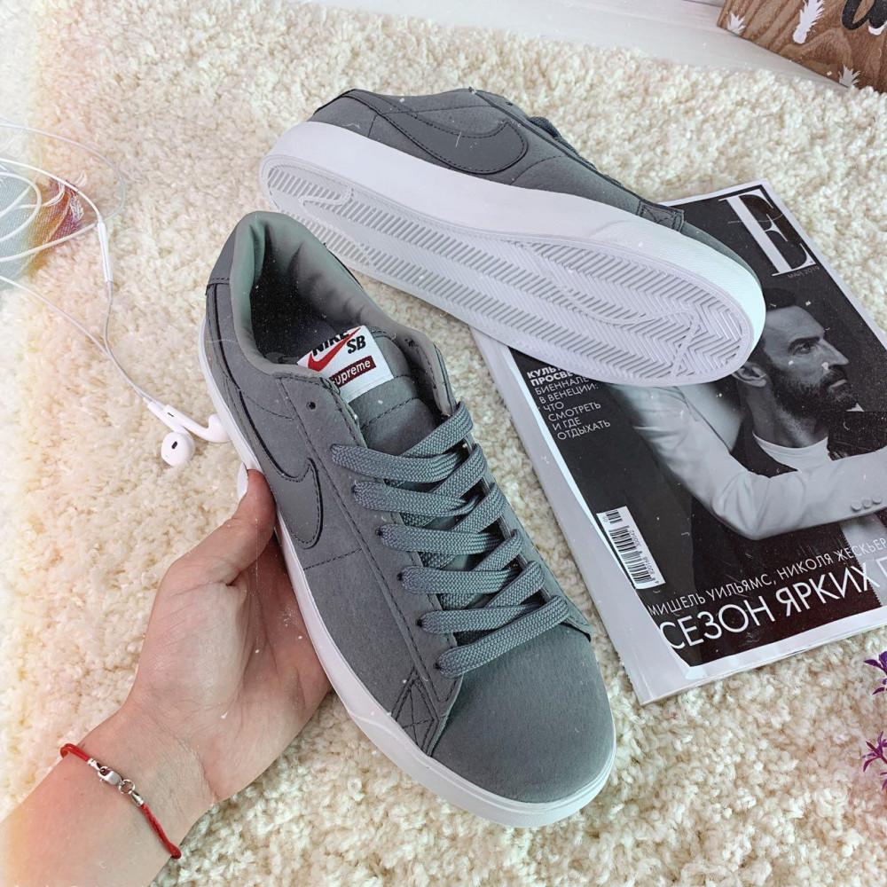 Женские кроссовки классические  - Кроссовки женские Nike SB  10012 ⏩ [ 40<<Последний размер>> ] 3