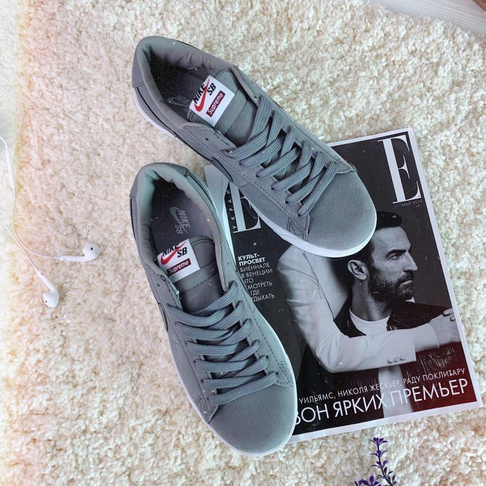 Женские кроссовки классические  - Кроссовки женские Nike SB  10012 ⏩ [ 40<<Последний размер>> ] 1