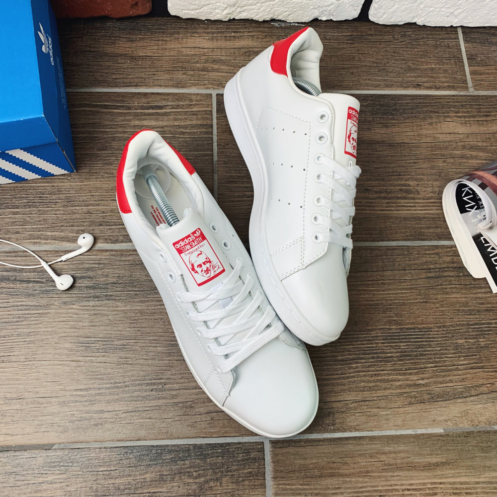 Классические кроссовки мужские - Кроссовки мужские Adidas Stan Smit  3061 ⏩ [ 42.45 ] 5