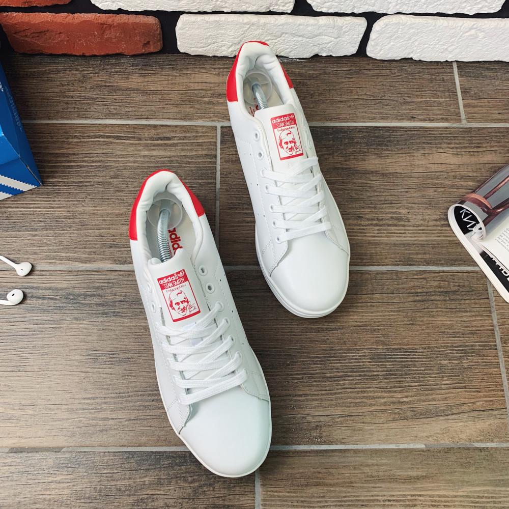 Классические кроссовки мужские - Кроссовки мужские Adidas Stan Smit  3061 ⏩ [ 42.45 ] 4
