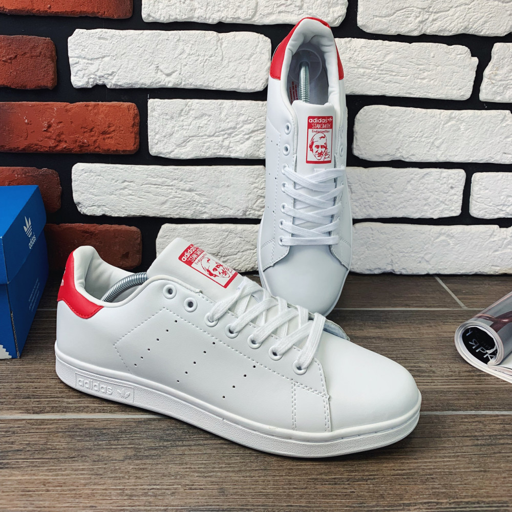 Классические кроссовки мужские - Кроссовки мужские Adidas Stan Smit  3061 ⏩ [ 42.45 ] 2
