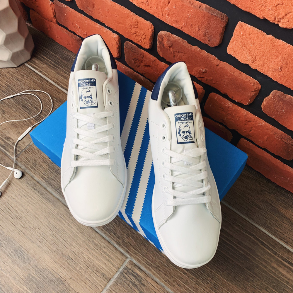 Классические кроссовки мужские - Кроссовки мужские Adidas Stan Smit  3060 ⏩ [ 44<<Последний размер>> ] 3