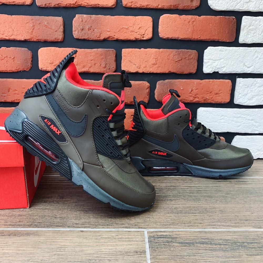 Зимние кроссовки мужские - Термо-кроссовки мужские Nike Air Max  1182 ⏩ [ 41,42,43,44 ]