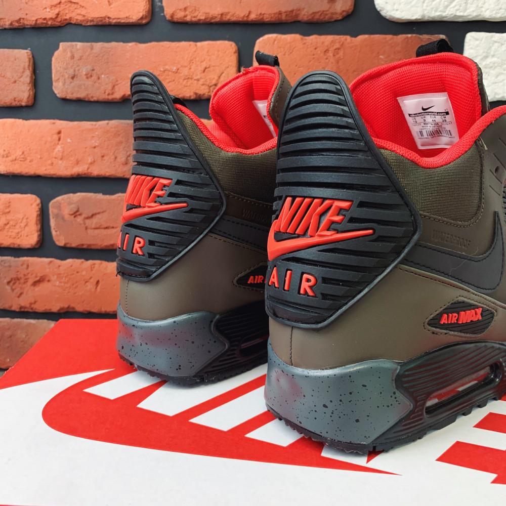 Зимние кроссовки мужские - Термо-кроссовки мужские Nike Air Max  1182 ⏩ [ 41,42,43,44 ] 2