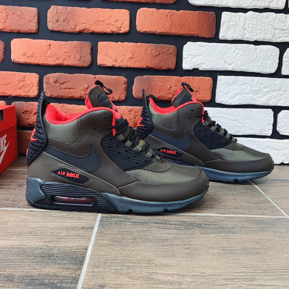 Зимние кроссовки мужские - Термо-кроссовки мужские Nike Air Max  1182 ⏩ [ 41,42,43,44 ] 3