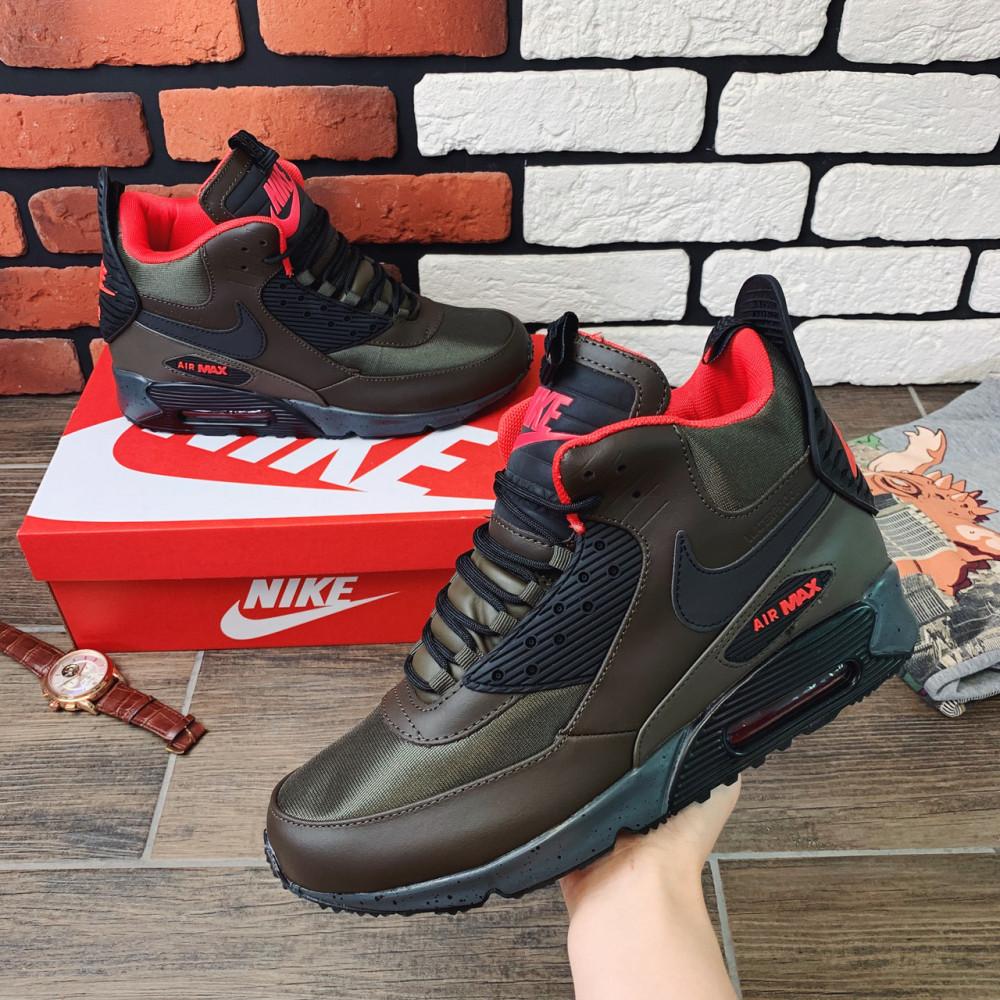Зимние кроссовки мужские - Термо-кроссовки мужские Nike Air Max  1182 ⏩ [ 41,42,43,44 ] 7
