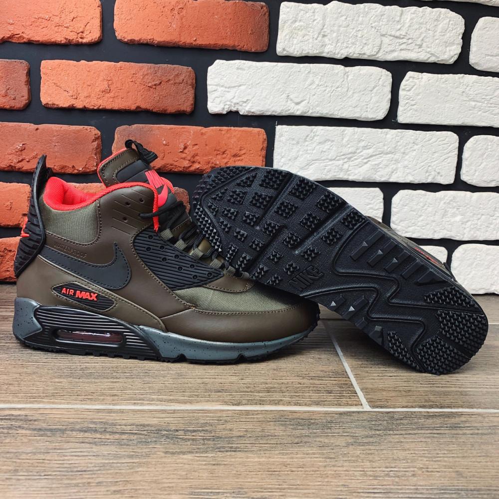 Зимние кроссовки мужские - Термо-кроссовки мужские Nike Air Max  1182 ⏩ [ 41,42,43,44 ] 8