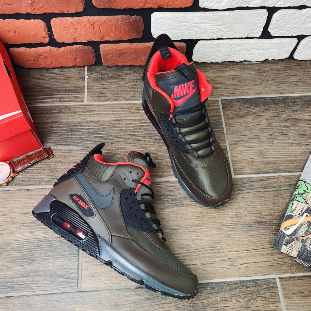 Зимние кроссовки мужские - Термо-кроссовки мужские Nike Air Max  1182 ⏩ [ 41,42,43,44 ] 9