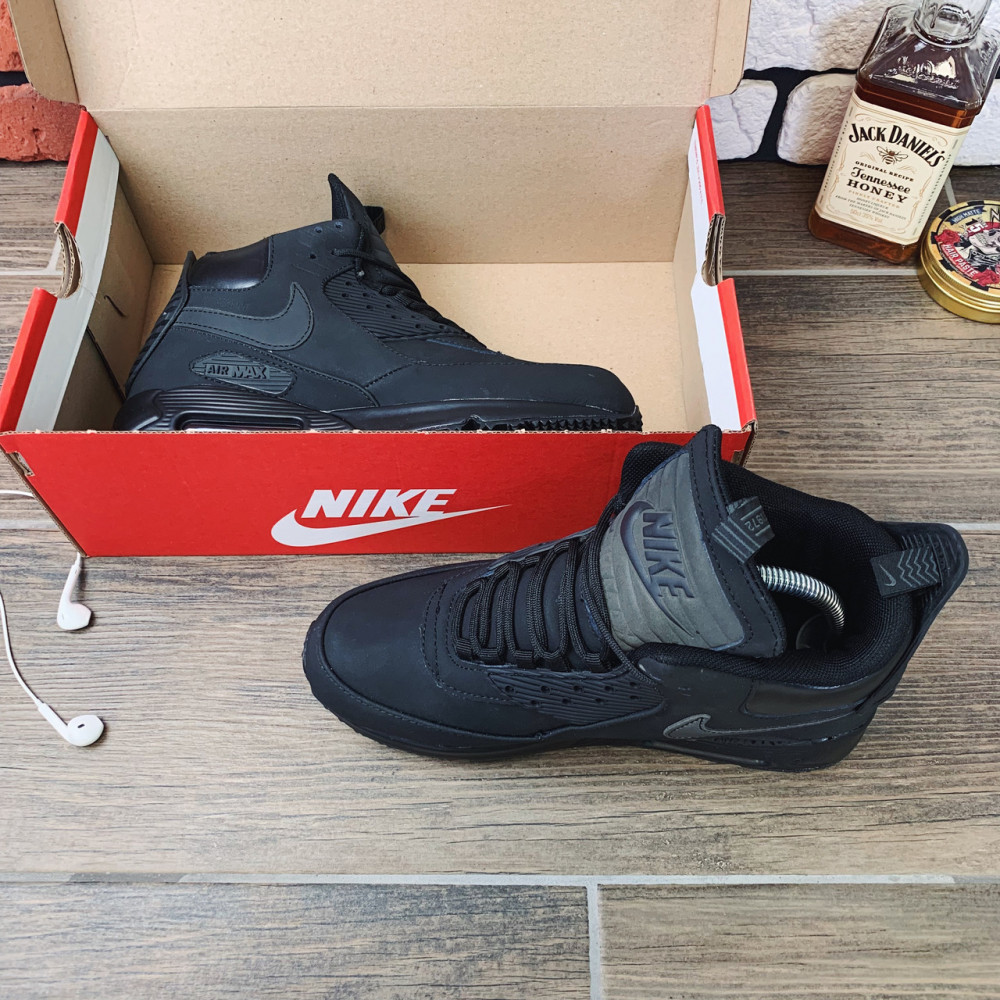 Зимние кроссовки мужские - Термо-кроссовки мужские Nike Air Max  1181 ⏩ [ 41,42,43,44 ] 3