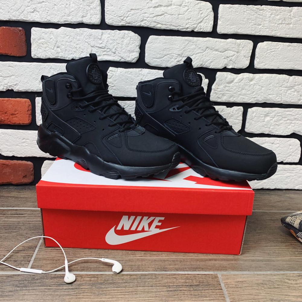 Зимние кроссовки мужские - Термо-кроссовки мужские Nike Huarache  1180 ⏩ [ 41.42.43,44 ] 2