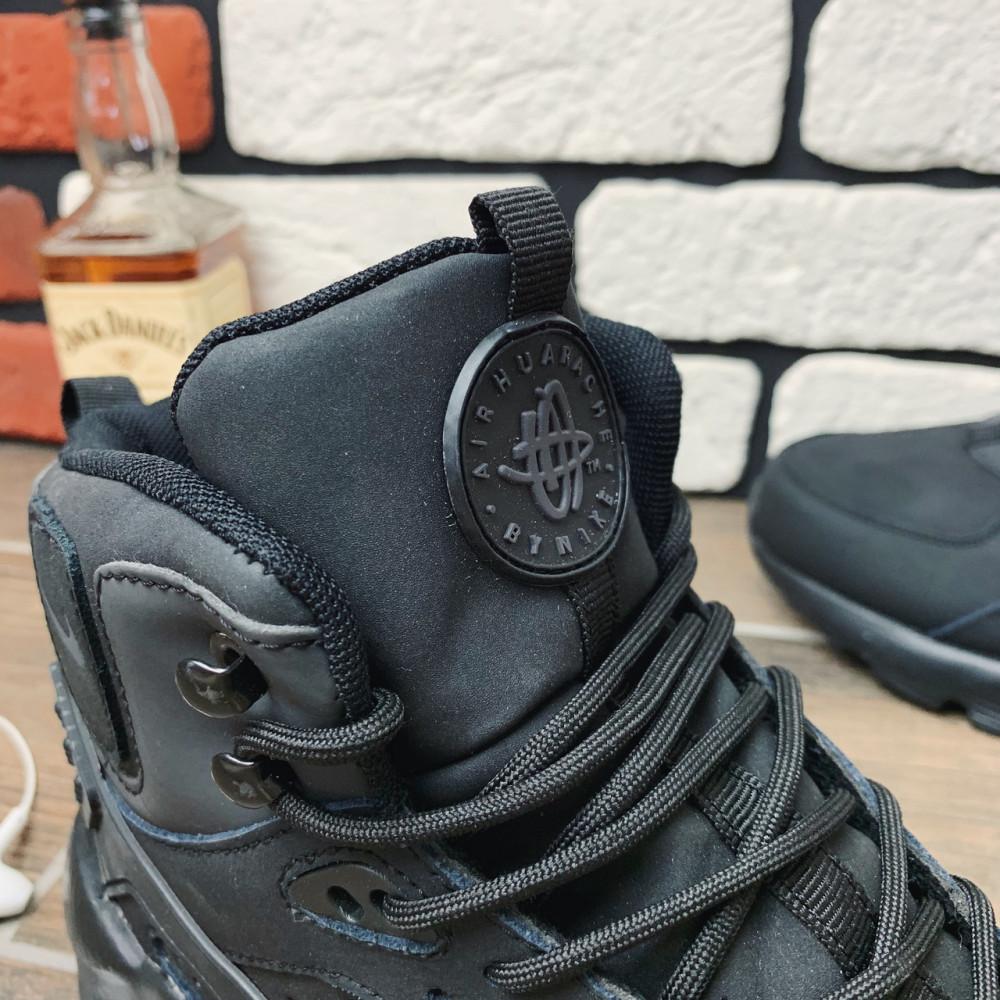 Зимние кроссовки мужские - Термо-кроссовки мужские Nike Huarache  1180 ⏩ [ 41.42.43,44 ] 3