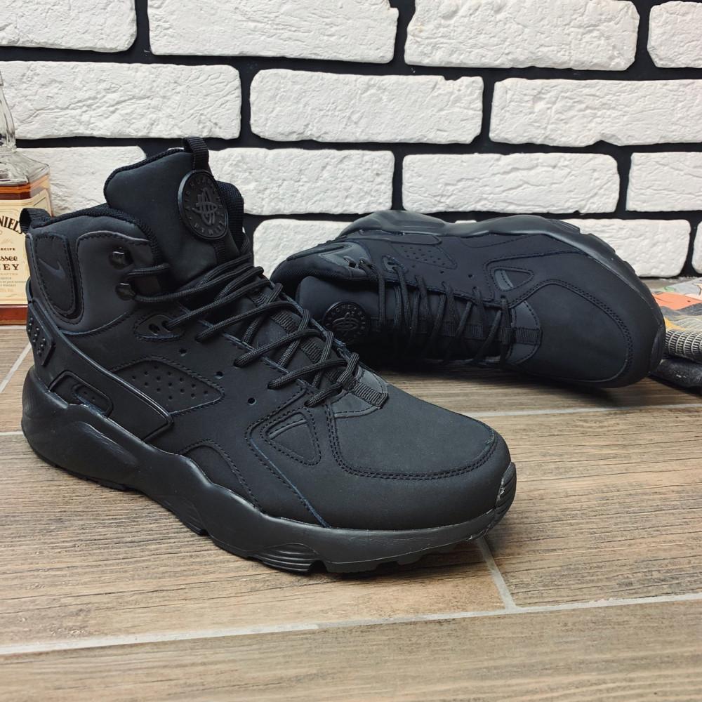 Зимние кроссовки мужские - Термо-кроссовки мужские Nike Huarache  1180 ⏩ [ 41.42.43,44 ] 5