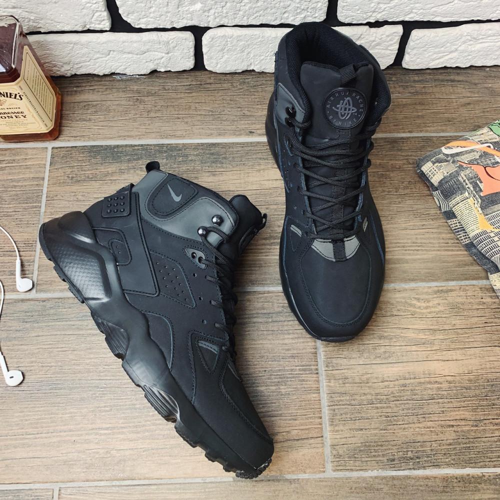 Зимние кроссовки мужские - Термо-кроссовки мужские Nike Huarache  1180 ⏩ [ 41.42.43,44 ] 7