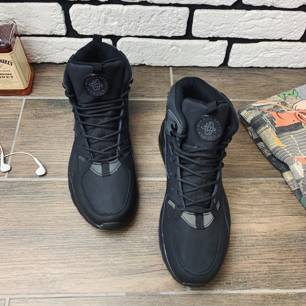 Зимние кроссовки мужские - Термо-кроссовки мужские Nike Huarache  1180 ⏩ [ 41.42.43,44 ] 8