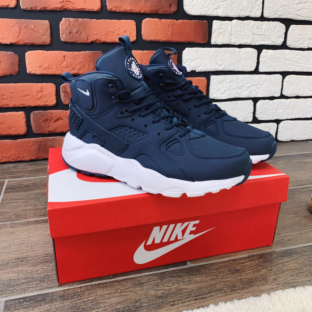 Зимние кроссовки мужские - Термо-кроссовки мужские Nike Huarache 1179 ⏩ [45 последний размер ]
