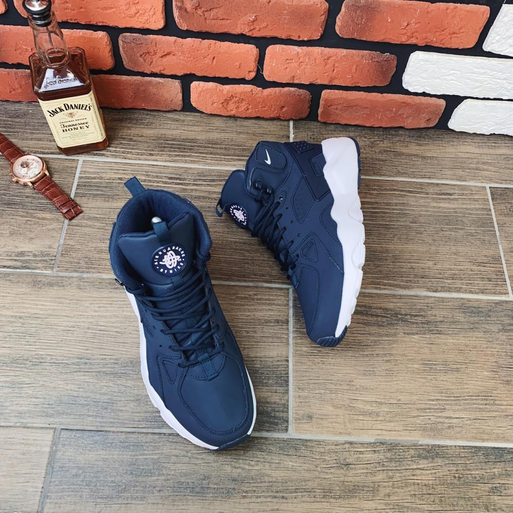 Зимние кроссовки мужские - Термо-кроссовки мужские Nike Huarache 1179 ⏩ [45 последний размер ] 4