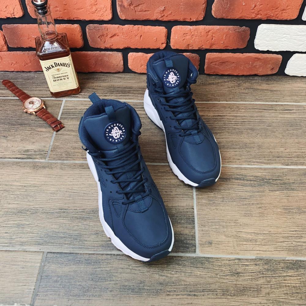 Зимние кроссовки мужские - Термо-кроссовки мужские Nike Huarache 1179 ⏩ [45 последний размер ] 6