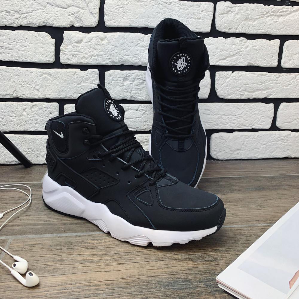 Зимние кроссовки мужские - Термо-кроссовки мужские Nike Huarache 1178 ⏩ [44 последний размер ]