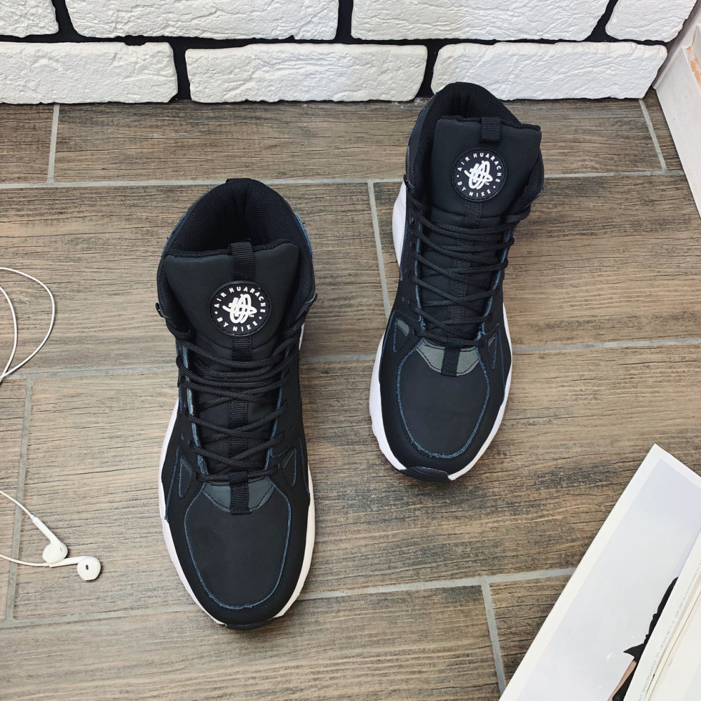 Зимние кроссовки мужские - Термо-кроссовки мужские Nike Huarache 1178 ⏩ [44 последний размер ] 8