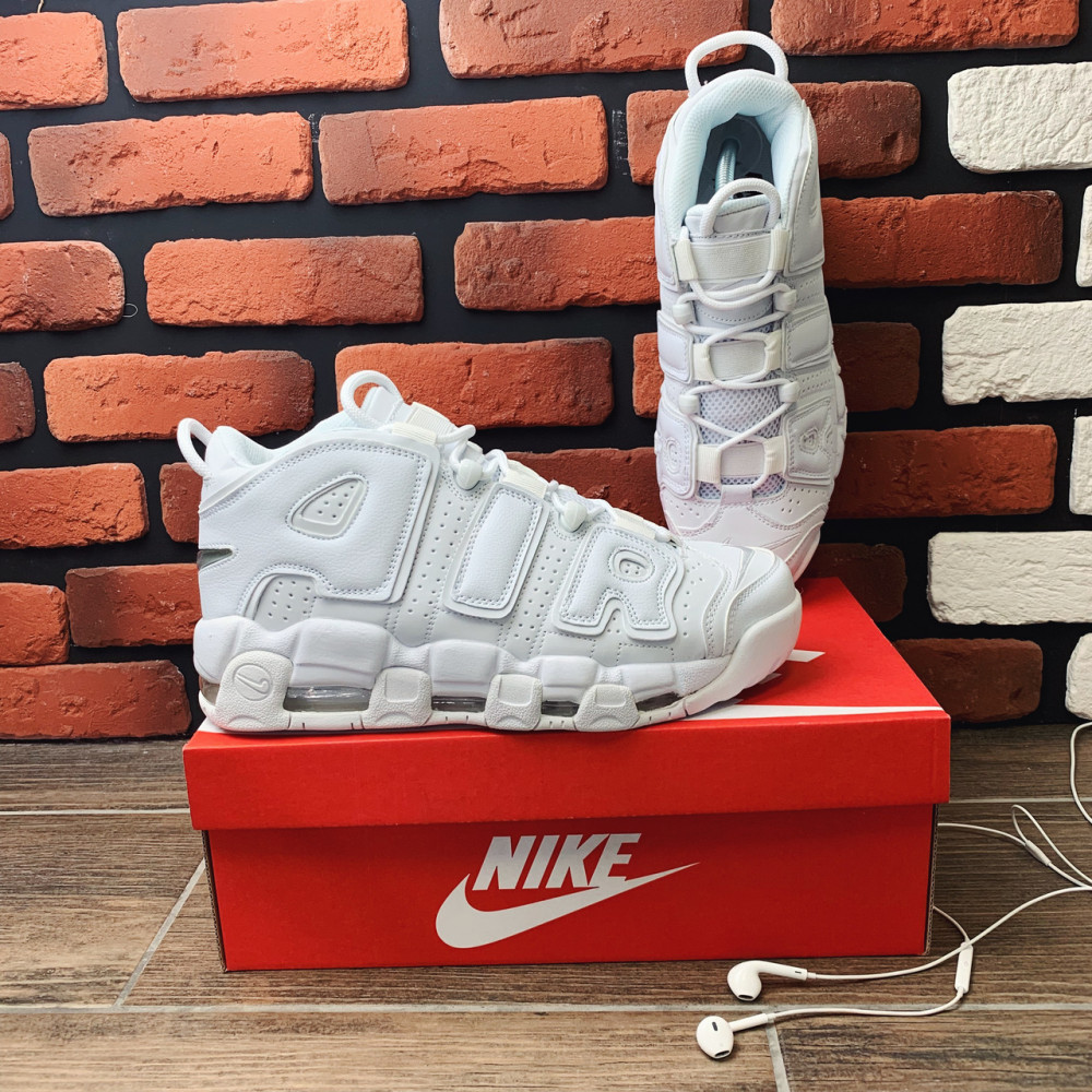 Демисезонные кроссовки мужские   - Мужские Nike More Uptempo 1174 ⏩ [ 43,44.45 ] 5