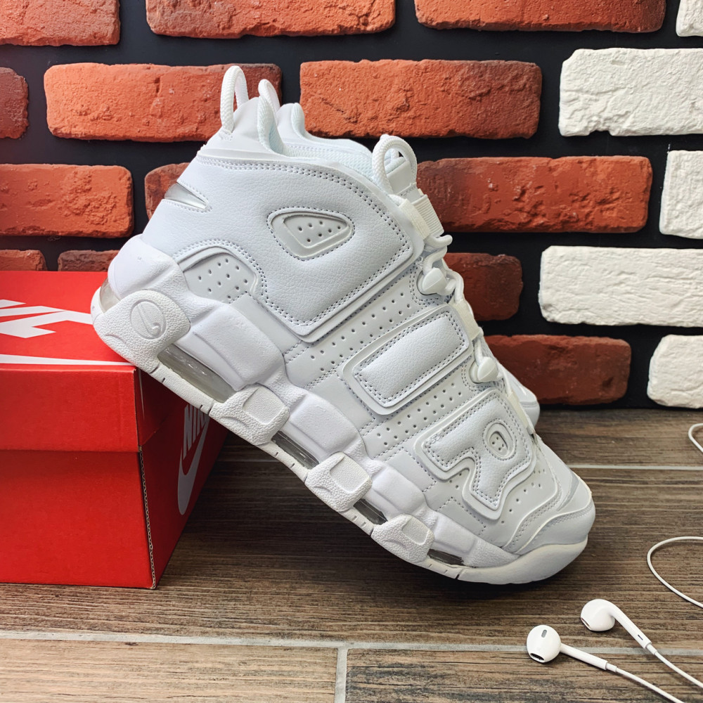 Демисезонные кроссовки мужские   - Мужские Nike More Uptempo 1174 ⏩ [ 43,44.45 ] 2