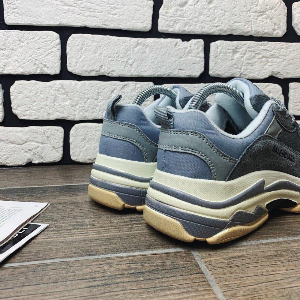 Демисезонные кроссовки мужские   - Кроссовки мужские Balenciaga Triple S  99993 ⏩ [ 41 последний размер ] 7