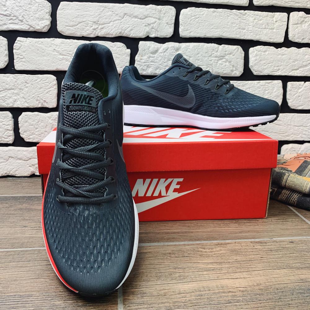 Демисезонные кроссовки мужские   - Кроссовки мужские Nike ZOOM  10598 ⏩ [ 44<<Последний размер>> ] 6