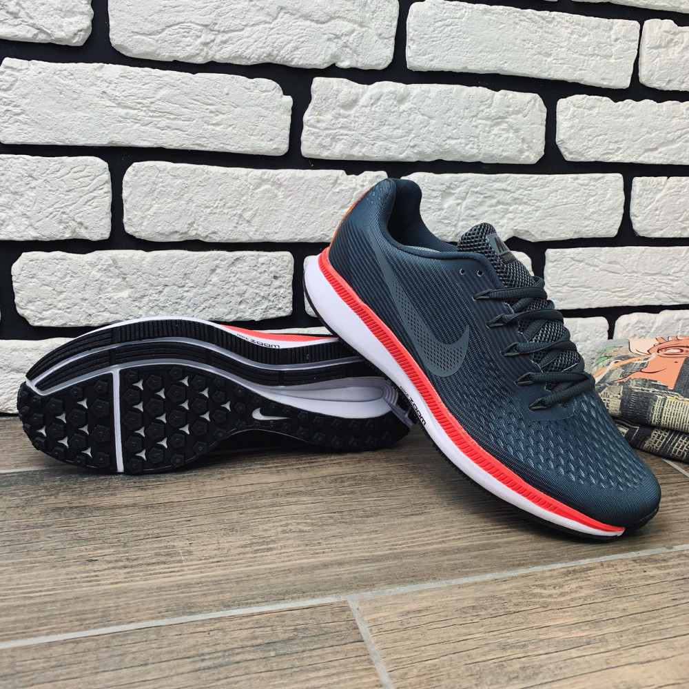Демисезонные кроссовки мужские   - Кроссовки мужские Nike ZOOM  10598 ⏩ [ 44<<Последний размер>> ] 4