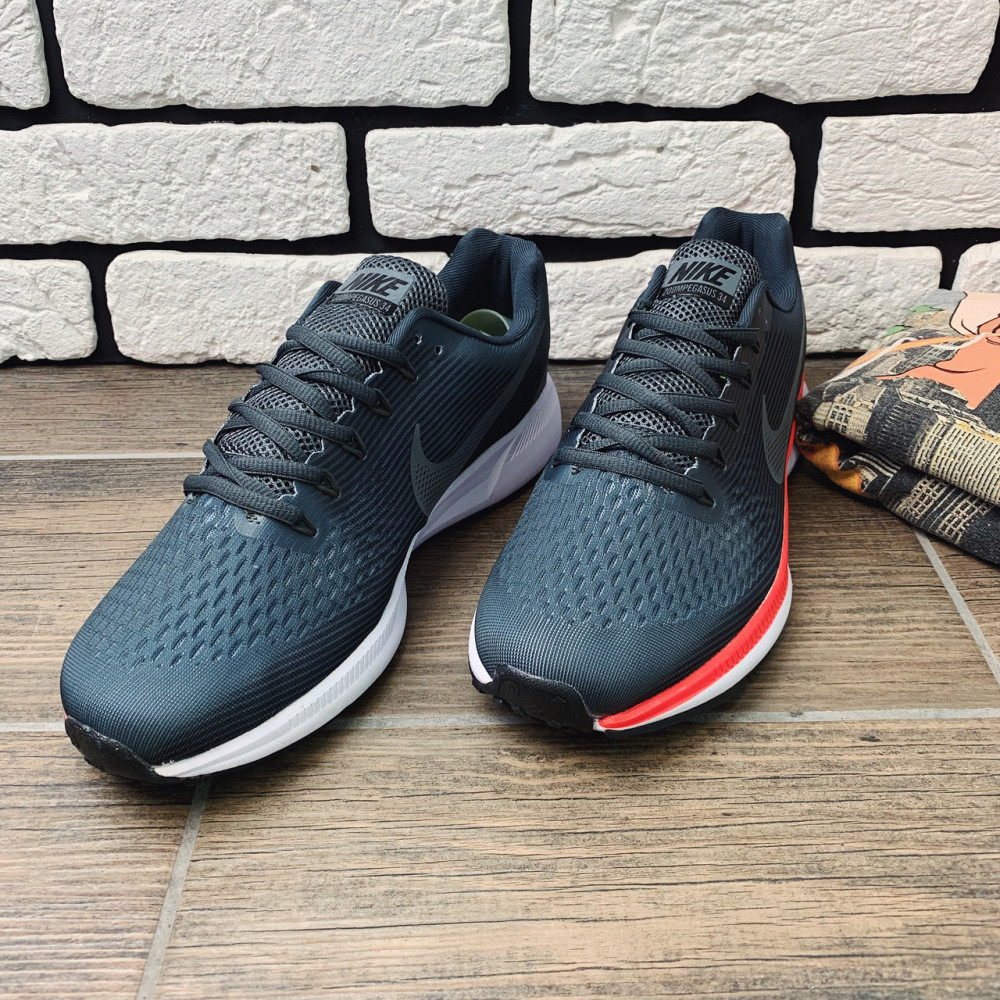 Демисезонные кроссовки мужские   - Кроссовки мужские Nike ZOOM  10598 ⏩ [ 44<<Последний размер>> ] 2