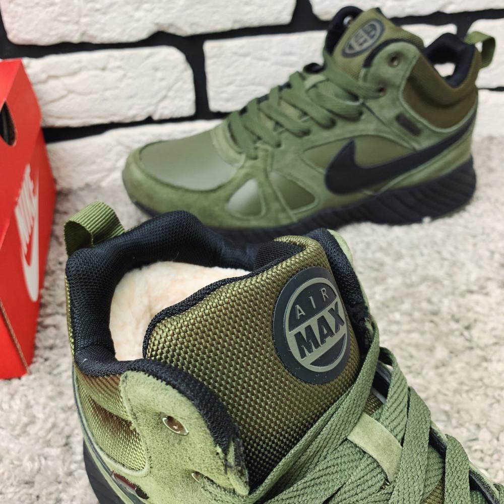 Мужские ботинки зимние - Зимние ботинки (на меху) мужские Nike Air Max 1-020 ⏩ [ 45 последний размер ] 7