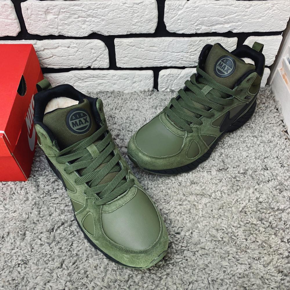 Мужские ботинки зимние - Зимние ботинки (на меху) мужские Nike Air Max 1-020 ⏩ [ 45 последний размер ] 4