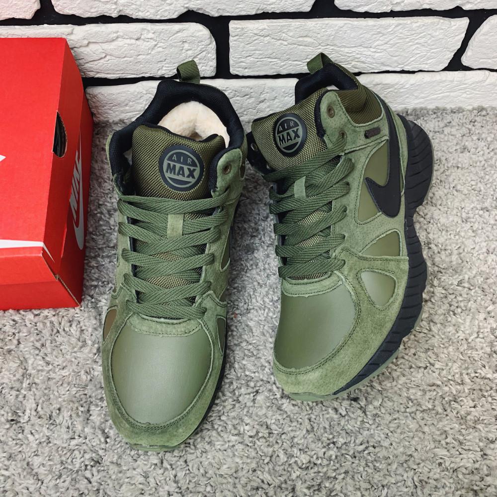 Мужские ботинки зимние - Зимние ботинки (на меху) мужские Nike Air Max 1-020 ⏩ [ 45 последний размер ] 1