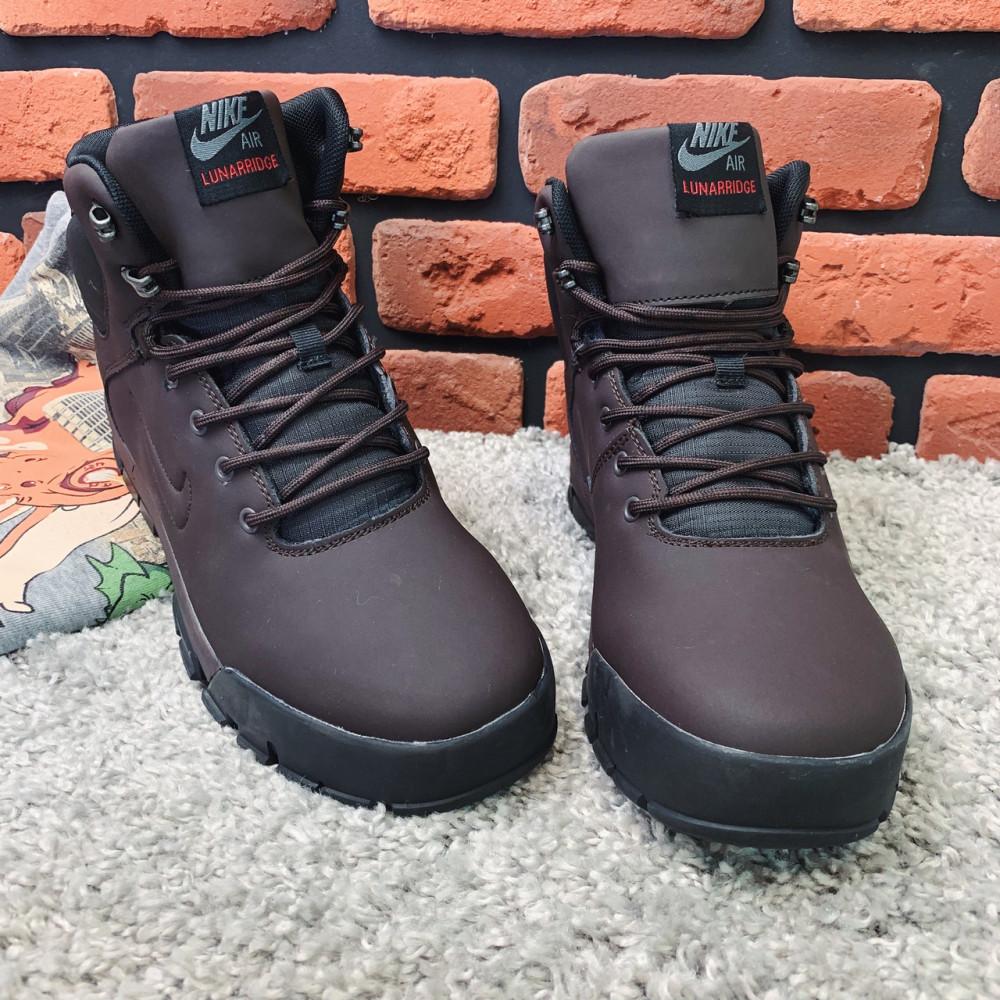 Мужские ботинки зимние - Зимние ботинки (на меху) мужские Nike Air Lunarridge 1-021  ⏩ [ 41,42,43,44,45 ] 6