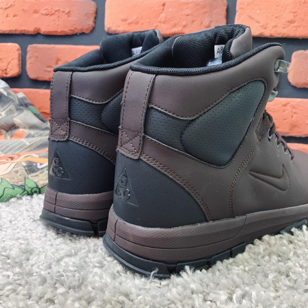 Мужские ботинки зимние - Зимние ботинки (на меху) мужские Nike Air Lunarridge 1-021  ⏩ [ 41,42,43,44,45 ] 5