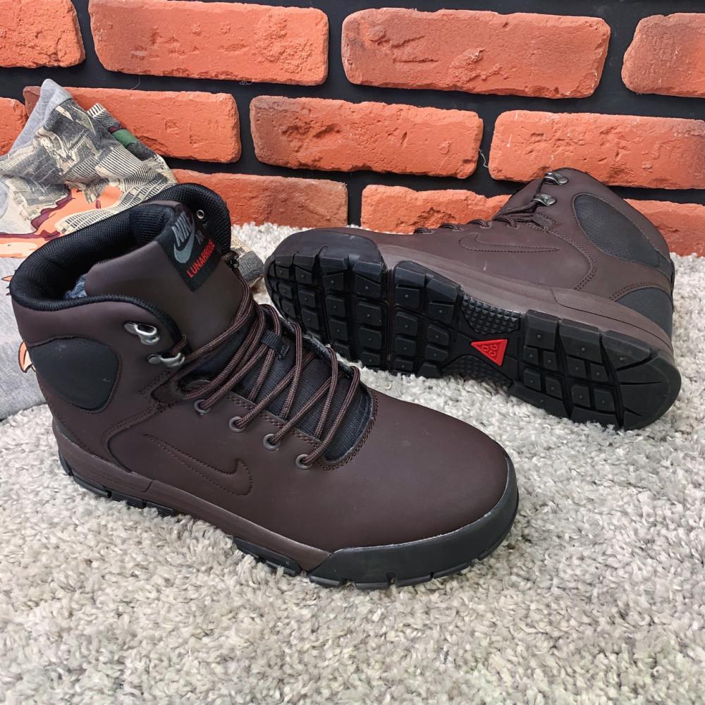 Мужские ботинки зимние - Зимние ботинки (на меху) мужские Nike Air Lunarridge 1-021  ⏩ [ 41,42,43,44,45 ] 4