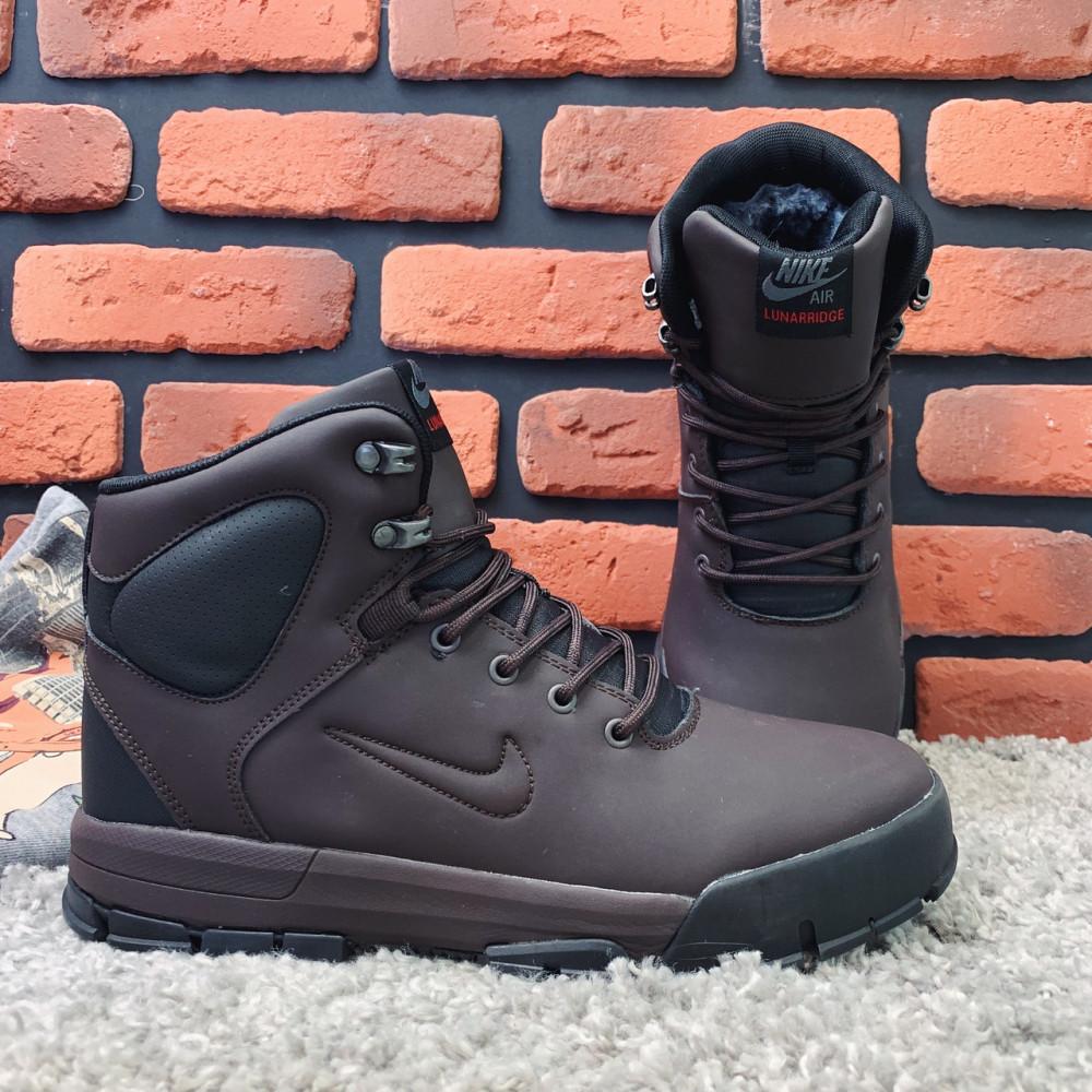 Мужские ботинки зимние - Зимние ботинки (на меху) мужские Nike Air Lunarridge 1-021  ⏩ [ 41,42,43,44,45 ] 3