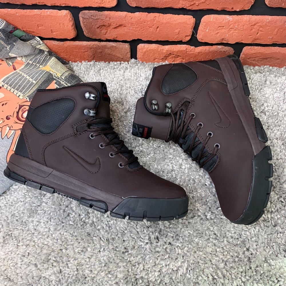 Мужские ботинки зимние - Зимние ботинки (на меху) мужские Nike Air Lunarridge 1-021  ⏩ [ 41,42,43,44,45 ] 1