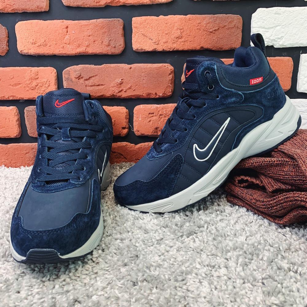 Зимние кроссовки мужские - Зимние кроссовки (на меху) мужские Nike Zoom 1-026 (реплика) ⏩ [ 41,43 ] 5