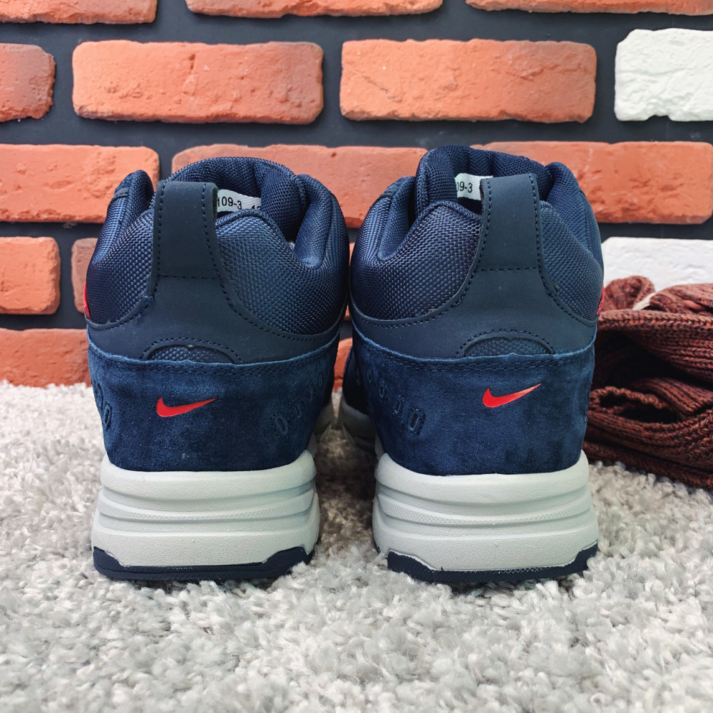 Зимние кроссовки мужские - Зимние кроссовки (на меху) мужские Nike Zoom 1-026 (реплика) ⏩ [ 41,43 ] 4