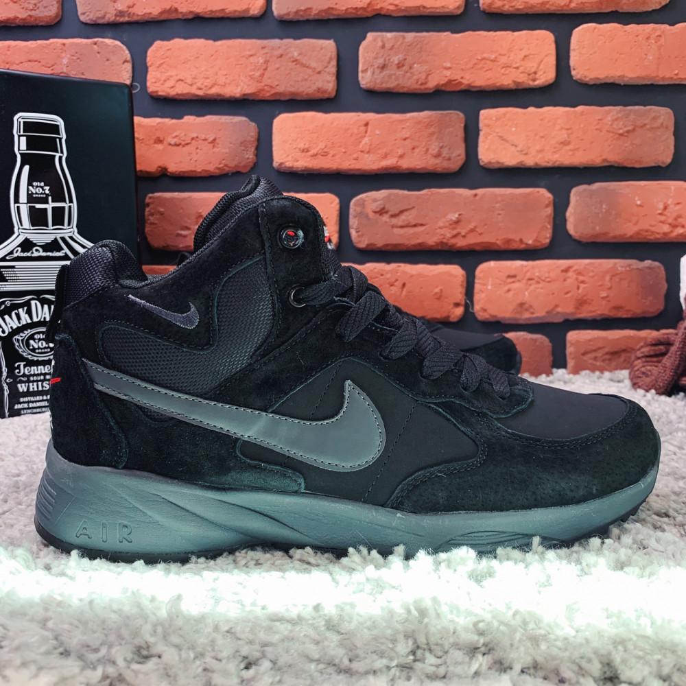 Мужские ботинки зимние - Зимние ботинки (на меху) мужские Nike Air 1-043 ⏩ [ 41,42.43,43,45,46 ]