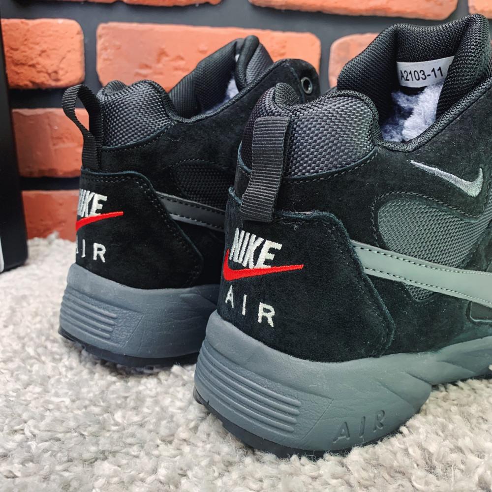 Мужские ботинки зимние - Зимние ботинки (на меху) мужские Nike Air 1-043 ⏩ [ 41,42.43,43,45,46 ] 6