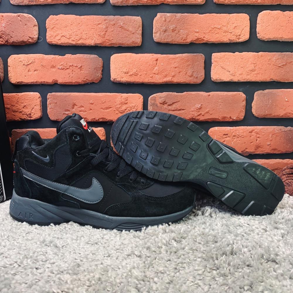 Мужские ботинки зимние - Зимние ботинки (на меху) мужские Nike Air 1-043 ⏩ [ 41,42.43,43,45,46 ] 3