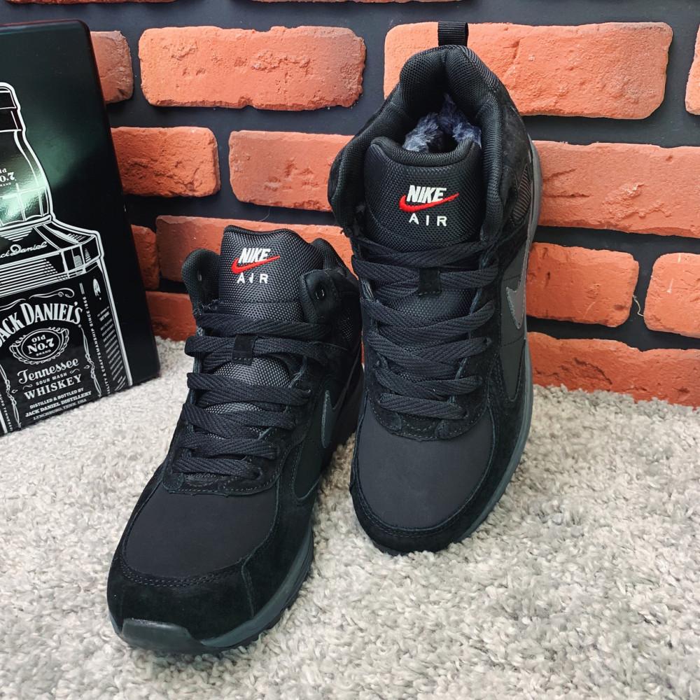 Мужские ботинки зимние - Зимние ботинки (на меху) мужские Nike Air 1-043 ⏩ [ 41,42.43,43,45,46 ] 4