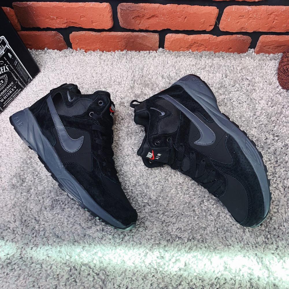 Мужские ботинки зимние - Зимние ботинки (на меху) мужские Nike Air 1-043 ⏩ [ 41,42.43,43,45,46 ] 2