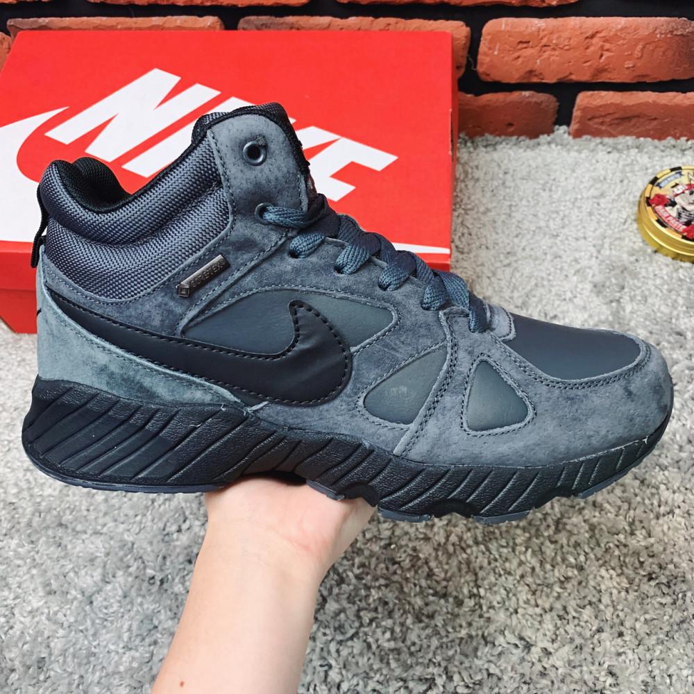 Мужские ботинки зимние - Зимние ботинки (на меху) мужские Nike Air Max  1-087 ⏩ [42,43,44,45 ] 5