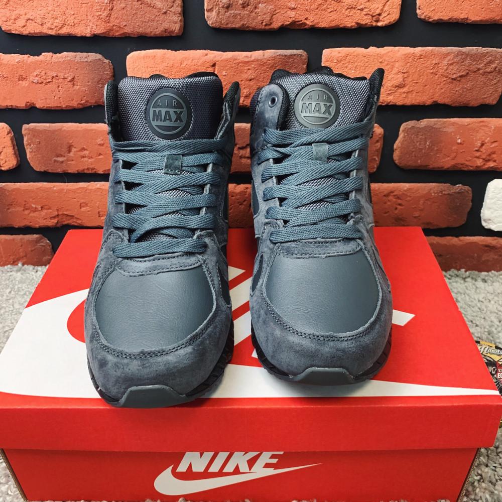 Мужские ботинки зимние - Зимние ботинки (на меху) мужские Nike Air Max  1-087 ⏩ [42,43,44,45 ] 4