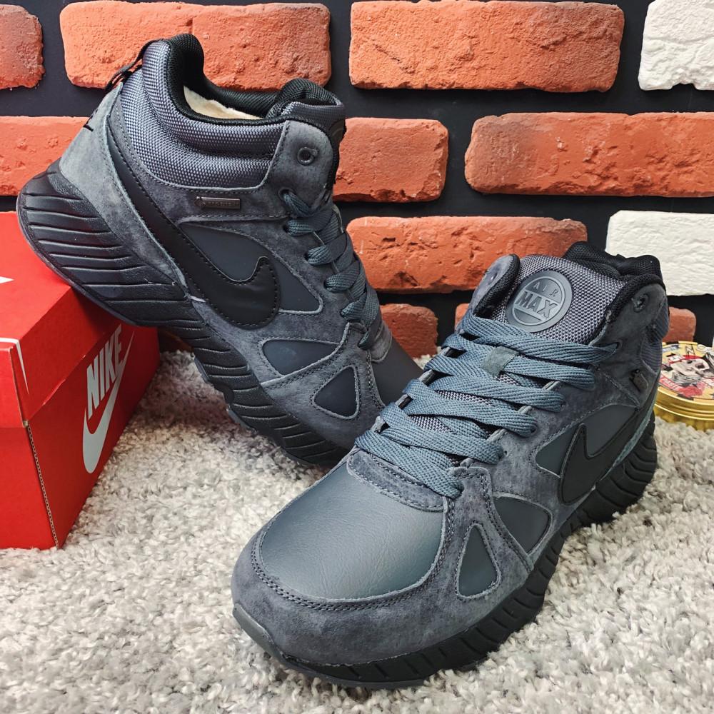 Мужские ботинки зимние - Зимние ботинки (на меху) мужские Nike Air Max  1-087 ⏩ [42,43,44,45 ] 2