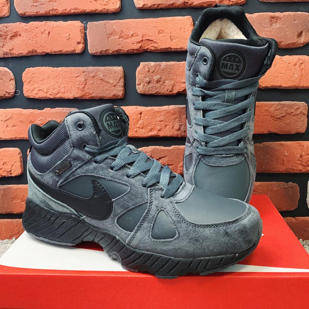 Мужские ботинки зимние - Зимние ботинки (на меху) мужские Nike Air Max  1-087 ⏩ [42,43,44,45 ] 1