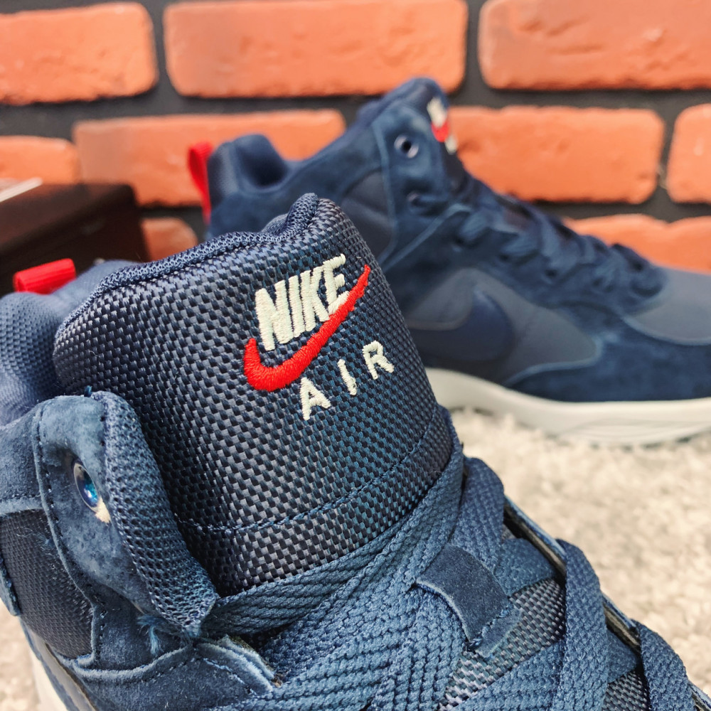 Мужские ботинки зимние - Зимние ботинки (НА МЕХУ) мужские Nike Air  1-098 ⏩ [ 42,43 ] 6